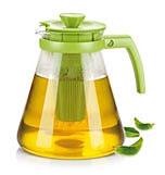 Чайник TEO TONE 1.7л, с ситечками для заваривания, зеленый Tescoma 646625.25Напитки<br><br>