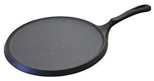Чугунная сковорода для блинов 25 x 1 см Fissman 4108Сковороды<br><br>