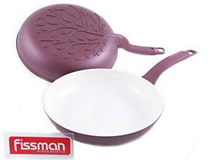 Сковорода для жарки Ibiza 24 x 5 см Fissman 4608Сковороды<br><br>