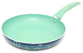 Сковорода для жарки Diverso 24 x 4,5 см Fissman 4828Сковороды<br><br>