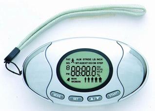 Шагомер со счетчиком калорий МарафонЭлектроника<br><br>