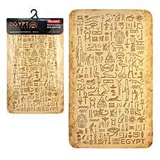 Коврик для ванной комнаты, 75x45x0.7 см, Egypt Symbols Valiant EGP-S-74Товары для ванной комнаты<br><br>