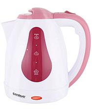 Электрочайник Endever Skyline KR-351 бело-розовыйЧайники и кофеварки<br><br>