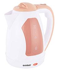 Электрочайник Endever Skyline KR-354 бело-розовыйЧайники и кофеварки<br><br>