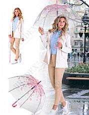 Зонт-трость Нежность Bradex SU 0045Зонты<br><br>