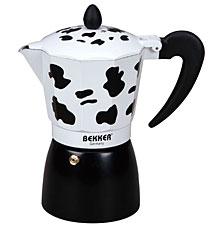 Кофеварка Bekker BK-9355 450млКофеварки<br><br>