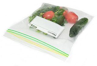 Универсальные пакеты с zip - замком 27 х 28 см / 3.0 л Fissman 0479Кухонные аксессуары<br><br>