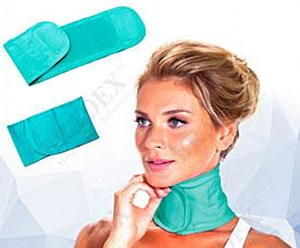 Воротник с силиконовой подкладкой увлажняющий Naomi Bradex KZ 0370SPA-уход<br><br>
