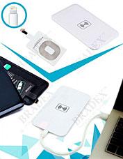 Аккумулятор беспроводной плоский для смартфонов с Lightning разъемом, белый Bradex SU 0053Электроника<br><br>