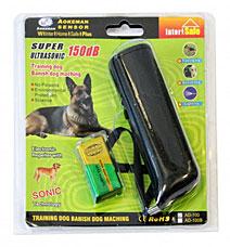 Отпугиватель собак ультразвуковой цвет черный Bradex TD 0445Средства против вредителей<br><br>
