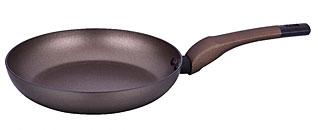 Сковорода для жарки Greif 24 х 4.5 см Fissman 4384Сковороды<br><br>