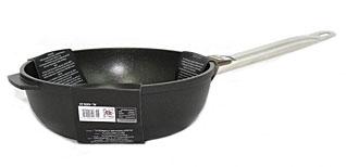 Глубокая сковорода Pro 24 x 8,1 см Fissman 4205Сковороды<br><br>