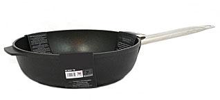 Глубокая сковорода Pro 28 x 8,1 см Fissman 4206Сковороды<br><br>
