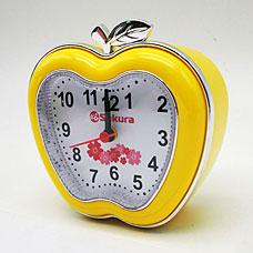 Будильник Sakura SA-8509Y желтыйБудильники<br><br>