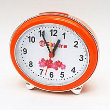Будильник Sakura SA-8511A оранжевыйБудильники<br><br>