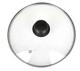 Крышка стеклянная Regent inox 93-LID-01-32 32 смСтеклянные крышки<br><br>
