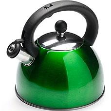 Чайник Mayer&amp;Boch MB-3332-3, зелёный, 2.7л, свистокЧайники<br><br>