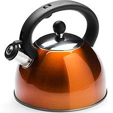 Чайник Mayer&amp;Boch MB-3332-2, оранжевый, 2.7л, свистокЧайники<br><br>
