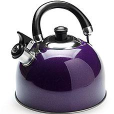 Чайник Mayer&amp;Boch MB-23595-2, фиолетовый, 2.7л, свистокЧайники<br><br>