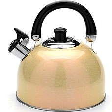 Чайник Mayer&amp;Boch MB-23595-1, бежевый, 2.7л, свистокЧайники<br><br>