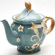 Заварочный чайник Mayer&amp;Boch MB-22445, голубой, 900млЗаварочные чайники<br><br>