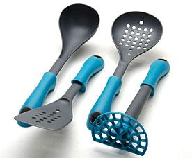 Кухонный набор Mayer&amp;Boch MB-21954-2, голубой, 4прРазное<br><br>