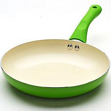 Сковорода Mayer&amp;Boch MB-22257-3, зелёный, 24смСковороды антипригарные<br><br>