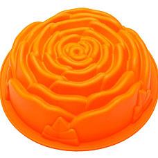 Форма для кекса Mayer&amp;Boch MB-21974-3, оранжевый, 24x24x6см, 1.6лТовары для выпечки<br><br>