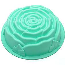 Форма для кекса Mayer&amp;Boch MB-21974-2, зелёный, 24x24x6см, 1.6лТовары для выпечки<br><br>