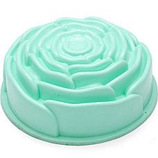 Форма для кекса Mayer&amp;Boch MB-21976-2, зелёный, 23x23x8см, 1.8лТовары для выпечки<br><br>