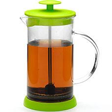 Френч-пресс Mayer&amp;Boch MB-25743-1, зелёный, 1лЗаварочные чайники<br><br>