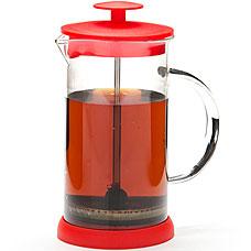 Френч-пресс Mayer&amp;Boch MB-25741-2, красный, 0.6лЗаварочные чайники<br><br>