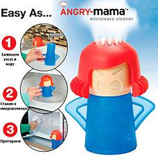 Очиститель микроволновок Angry Mama 11000TV товары для кухни<br><br>