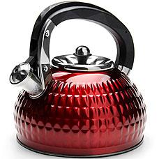 Чайник металлический Mayer&amp;Boch MB-24964, красный, 3лЧайники<br><br>