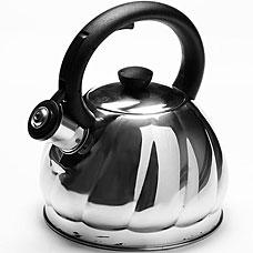 Чайник металлический Mayer&amp;Boch MB-25895, 2л, свистокЧайники<br><br>