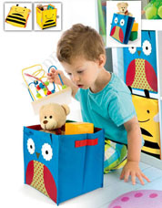 Короб для хранения Пчёлка квадратная Bradex DE 0230хранение вещей и игрушек<br><br>