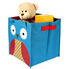 Короб для хранения Сова квадратная Bradex DE 0231хранение вещей и игрушек<br><br>