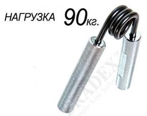 Эспандер кистевой (нагрузка 90 кг) Bradex SF 0199Товары для фитнеса<br><br>