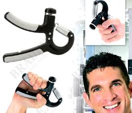 Эспандер кистевой с регулируемой нагрузкой Bradex SF 0200Товары для фитнеса<br><br>