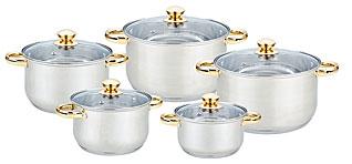 Набор посуды Bekker BK-2596 JumboПосуда<br><br>