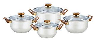Набор посуды Bekker BK-4604 Classic 8пр.Посуда<br><br>