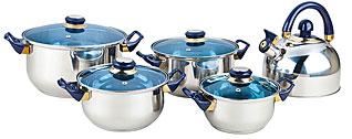 Набор посуды Bekker BK-4605 Classic 9пр.Посуда<br><br>