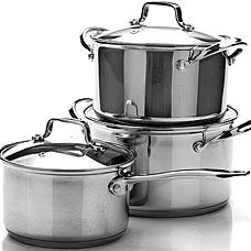 Набор посуды Mayer&amp;Boch MB-25093, 6пр 2+2,7+3,7лПосуда<br><br>