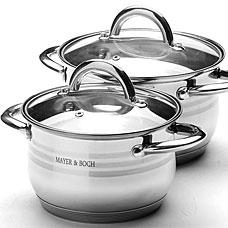 Набор посуды Mayer&amp;Boch MB-25151, 4пр 2,9+3,9лПосуда<br><br>