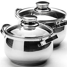 Набор посуды Mayer&amp;Boch MB-25153, 4пр 2,1+2,9лПосуда<br><br>