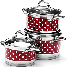 Набор посуды Mayer&amp;Boch MB-25165, 6пр 2+2,8+3,8лПосуда<br><br>