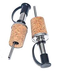 Комплект из двух пробок для бутылок с дозатором Fissman 8902Кухонные аксессуары<br><br>