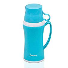 Термос 600 мл голубой Fissman 9711Чайники и термосы<br><br>