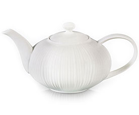 Заварочный чайник Elegance white 1000 мл Fissman 9351Чайники и термосы<br><br>