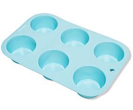 Форма для 6 кексов PAVO, глубокая Dosh i Home 300256Товары для выпечки<br><br>